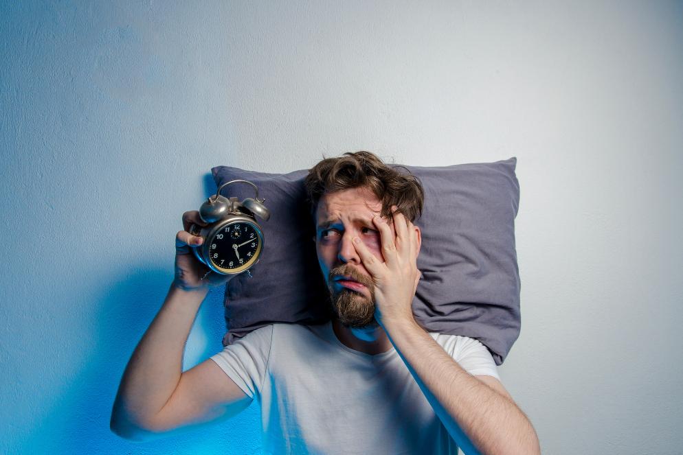 Ortosomnija - novodobna motnja spanja