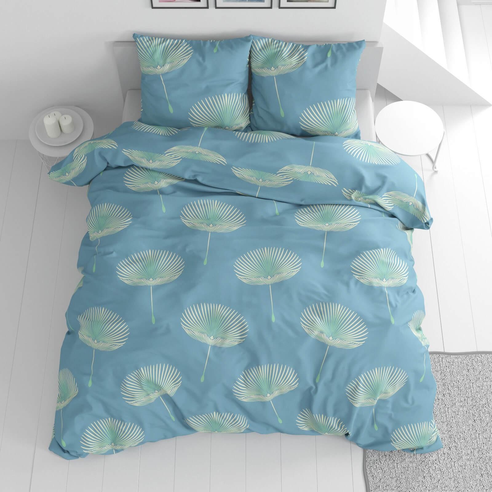 Bombažna posteljnina Svilanit Bright Dandelion