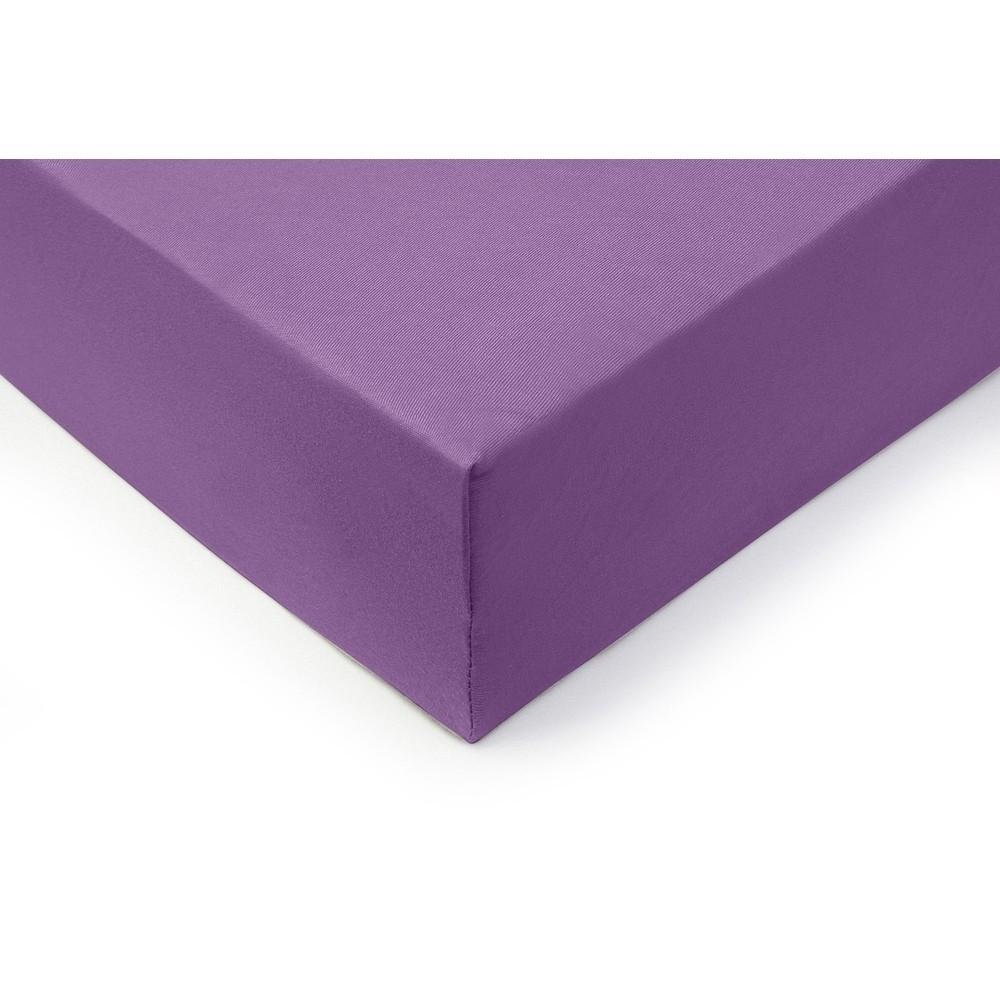 Bombažna napenjalna rjuha Lyon-vijolična