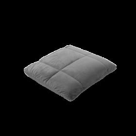 Dekorativna odeja Soft Touch 4v1 - siva