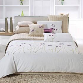 Bombažno-satenasta posteljnina Anna