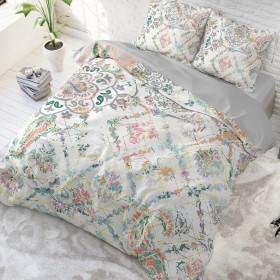 Bombažno-satenasta posteljnina Jade