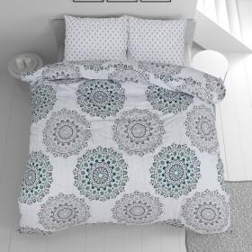 Bombažno-satenasta posteljnina Tilsa