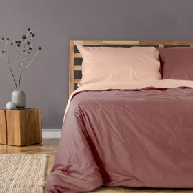 Obojestranska bombažna posteljnina Svilanit French Rose