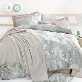 Bombažno-satenasta posteljnina Svilanit Herra