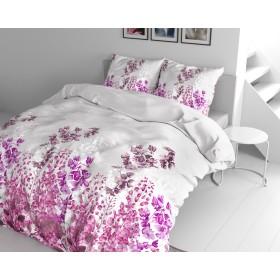 Bombažna posteljnina Adele - fuksija