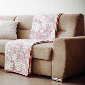 Dekorativna odeja Dona - roza