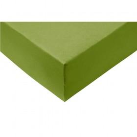 Bombažna napenjalna rjuha Lyon-zelena