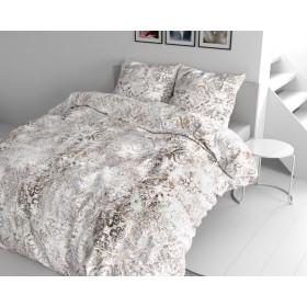 Bombažna posteljnina Oyna - bež