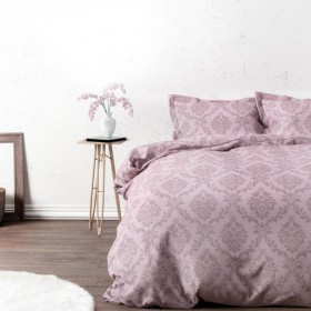 Bombažno-satenasta posteljnina Svilanit Pure