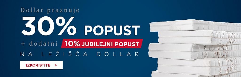 Dollar praznuje