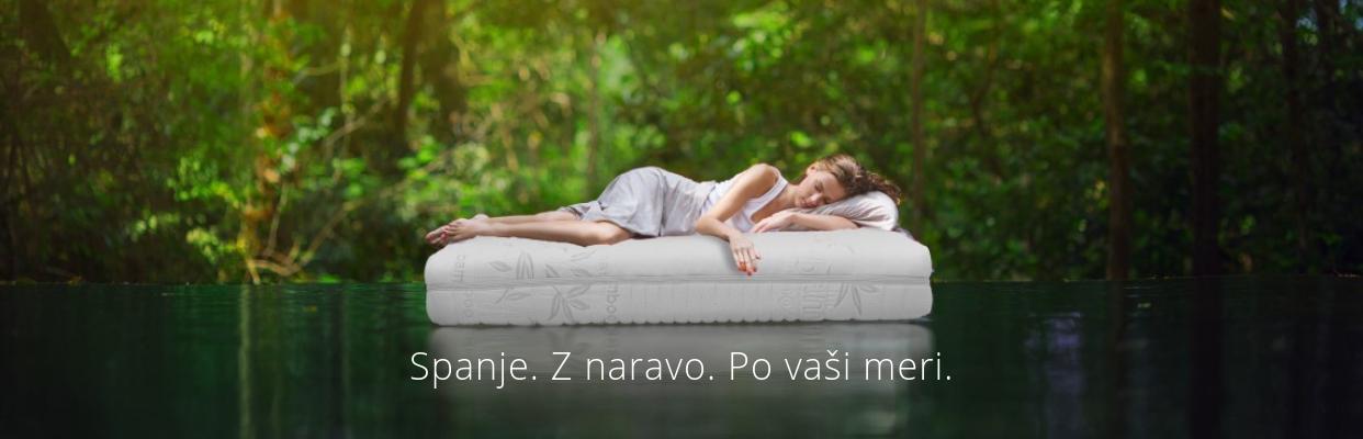spanje z naravo